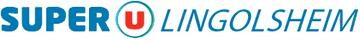 Logo Super U Lingolsheim