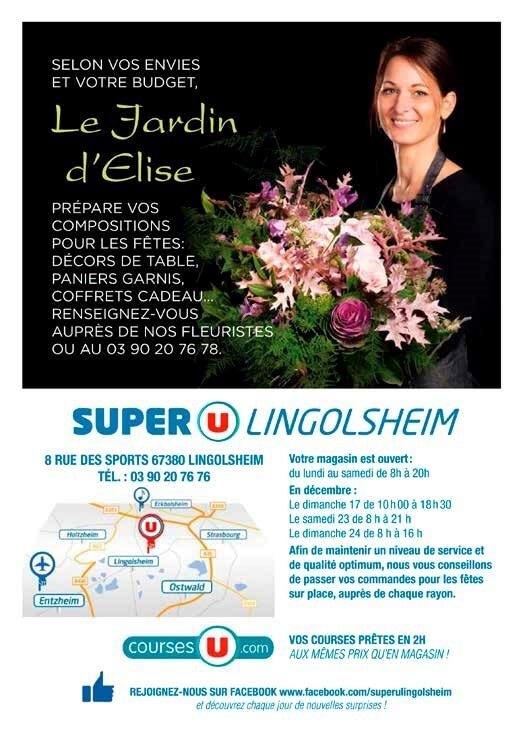 Super U Lingoslheim - Étude de cas 03-08